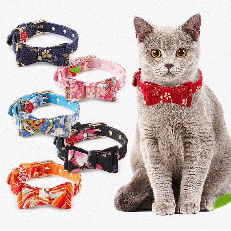 Ошейник для кошек: с адресником, красивые
