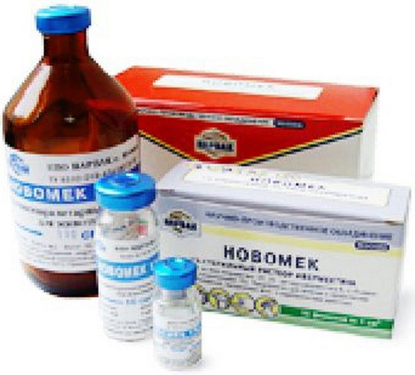 Инструкция по применению препарата Ивермек
