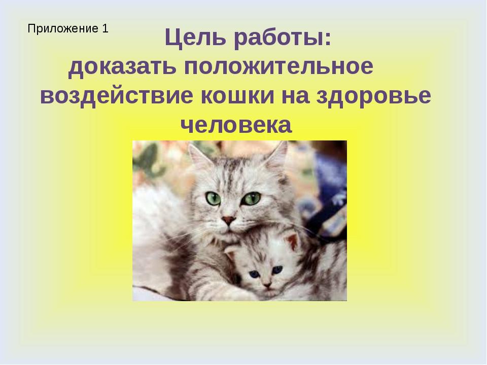 Как кошки влияют на женское самочувствие